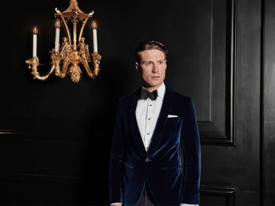 Las 5 dinner jackets de Hackett London para celebrar los Golden Years de los BAFTA