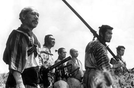 los-siete-samurais