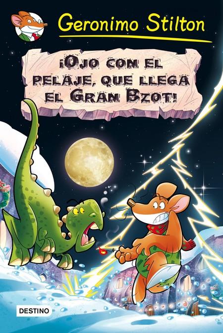Ojo Con El Pelaje Que Llega El Gran Bzot Geronimo Stilton 201607201847