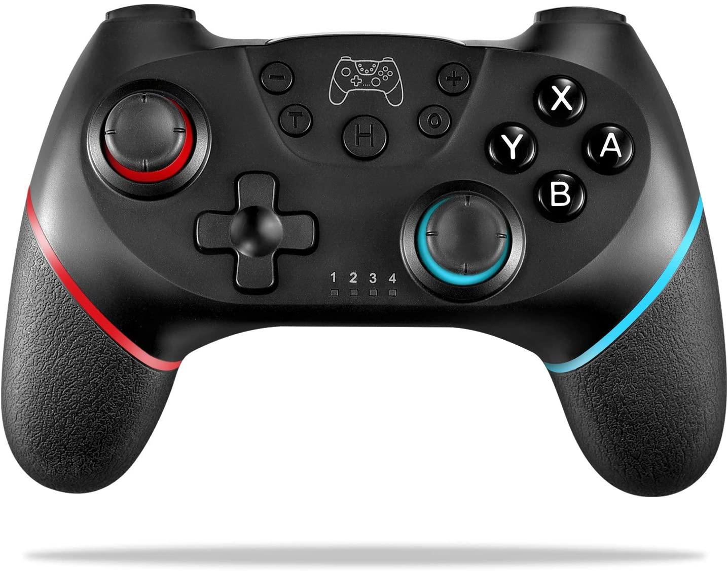 Control inalámbrico con giroscopio y vibración para Nintendo Switch