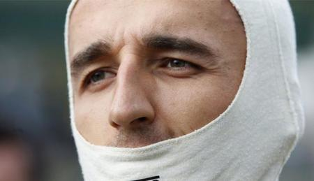 Ferrari sondeó la posibilidad de fichar a Robert Kubica