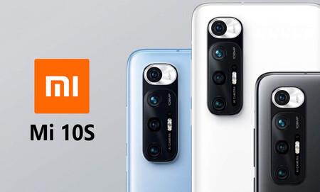 Xiaomi Mi 10S, otro móvil de gama alta que se apunta a la moda de los 100 Mpíxeles y el vídeo 8K