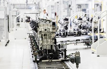 Škoda empieza a fabricar motores de tres cilindros