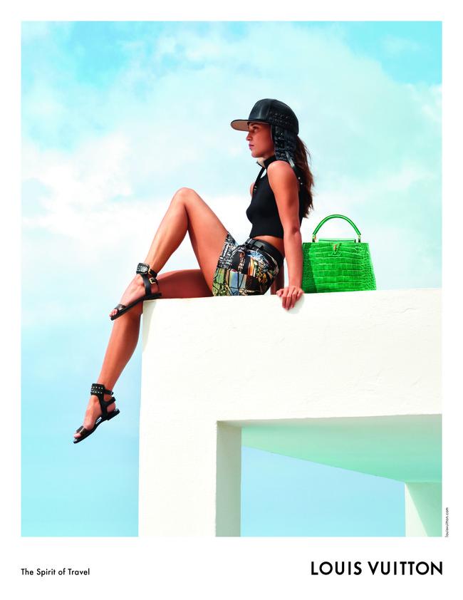 Alicia Vikander Para Louis Vuitton 3
