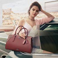 Así es #CoachxSelena la nueva colección de Selena Gómez para Coach