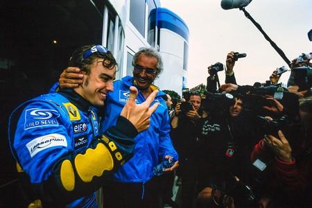 Alonso Briatore Renault