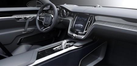 Volvo Coupé Concept interior
