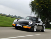El Porsche 911 eléctrico de RUF sale a la luz