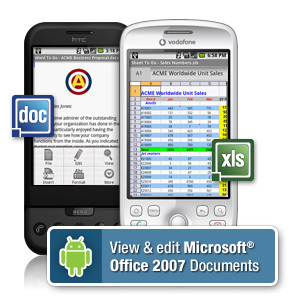 Documents To Go para Android
