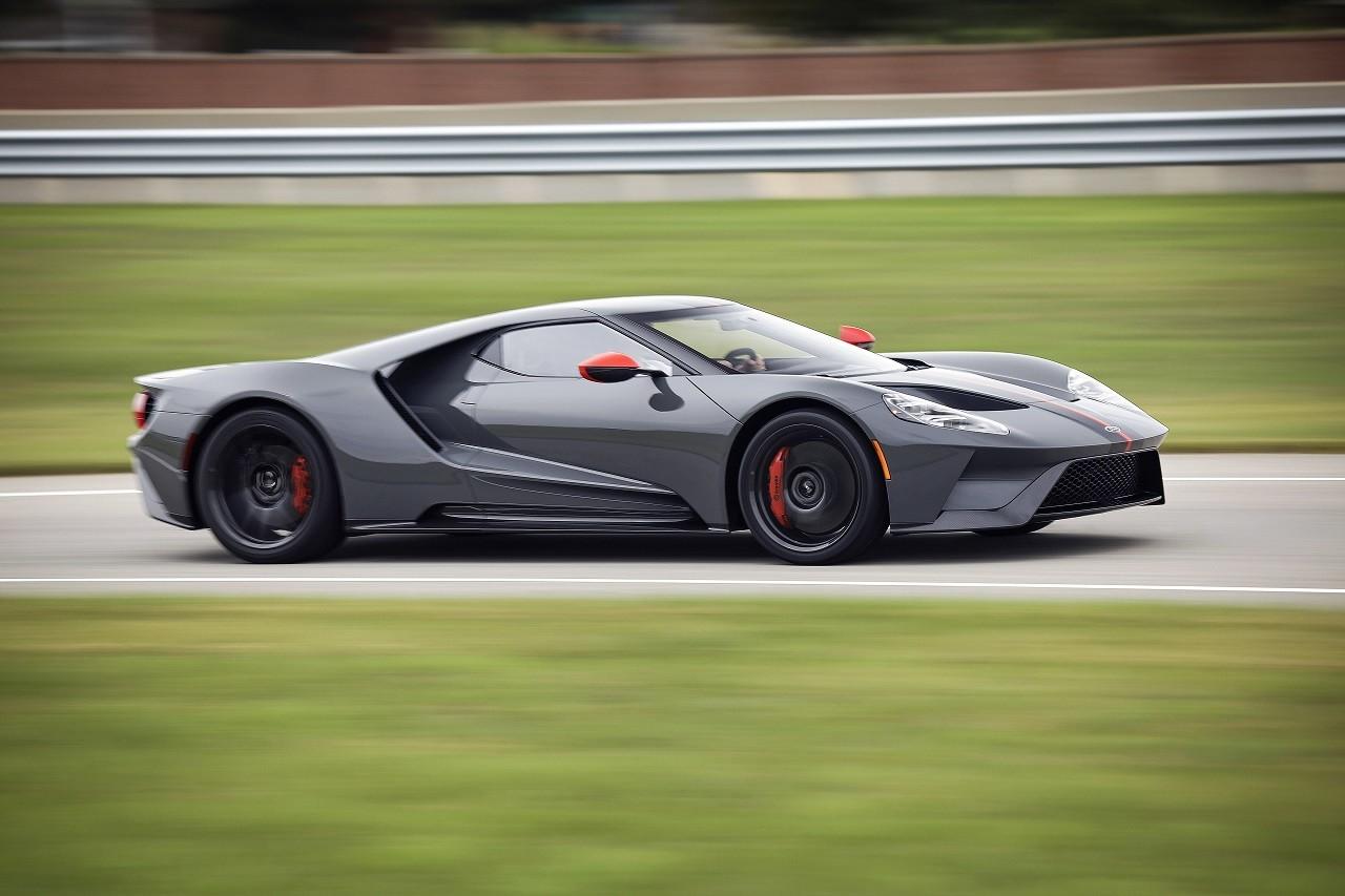 Foto de Ford GT Carbon Series (6/11)