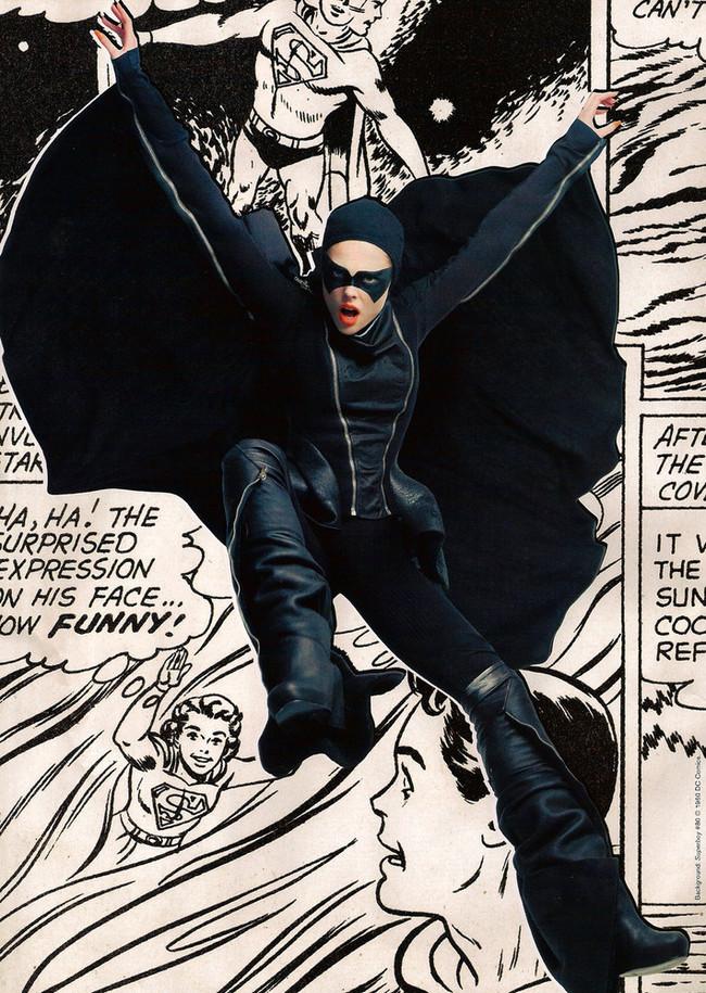 Foto de Superheroinas en Vogue mayo 2008 (4/7)