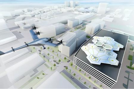 Los autos voladores de Uber están mucho más cerca de lo que pensamos, comenzará pruebas en 2020