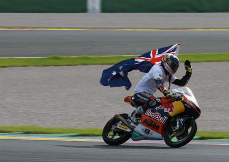 Jack Miller Valencia 2014 Moto3