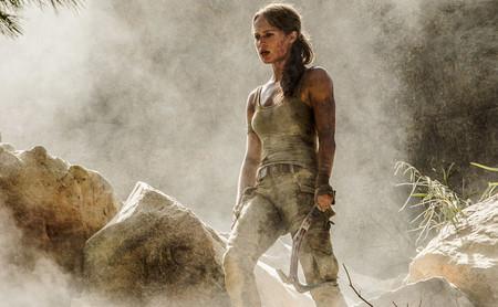 'Tomb Raider' es una aventura clásica, inesperadamente sólida y donde Alicia Vikander triunfa como heroína