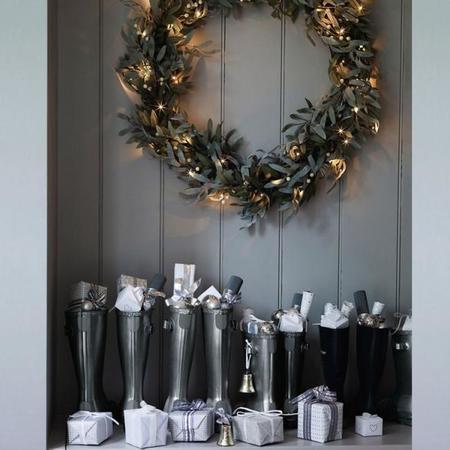 Ideas originales donde poner los regalos de Navidad