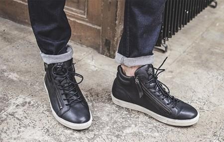 Sneakers de IKKS para vestir la estética del desenfado bohemio