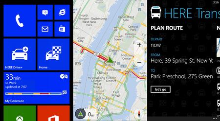Nokia lanza HERE Drive+ para todos los Windows Phone 8