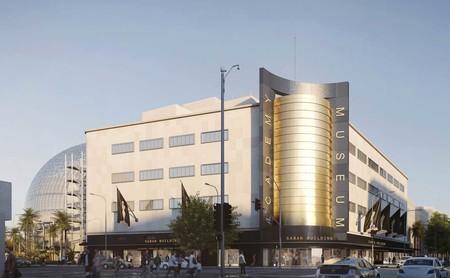 Así será el Museo de la Academia de Cine en Los Ángeles