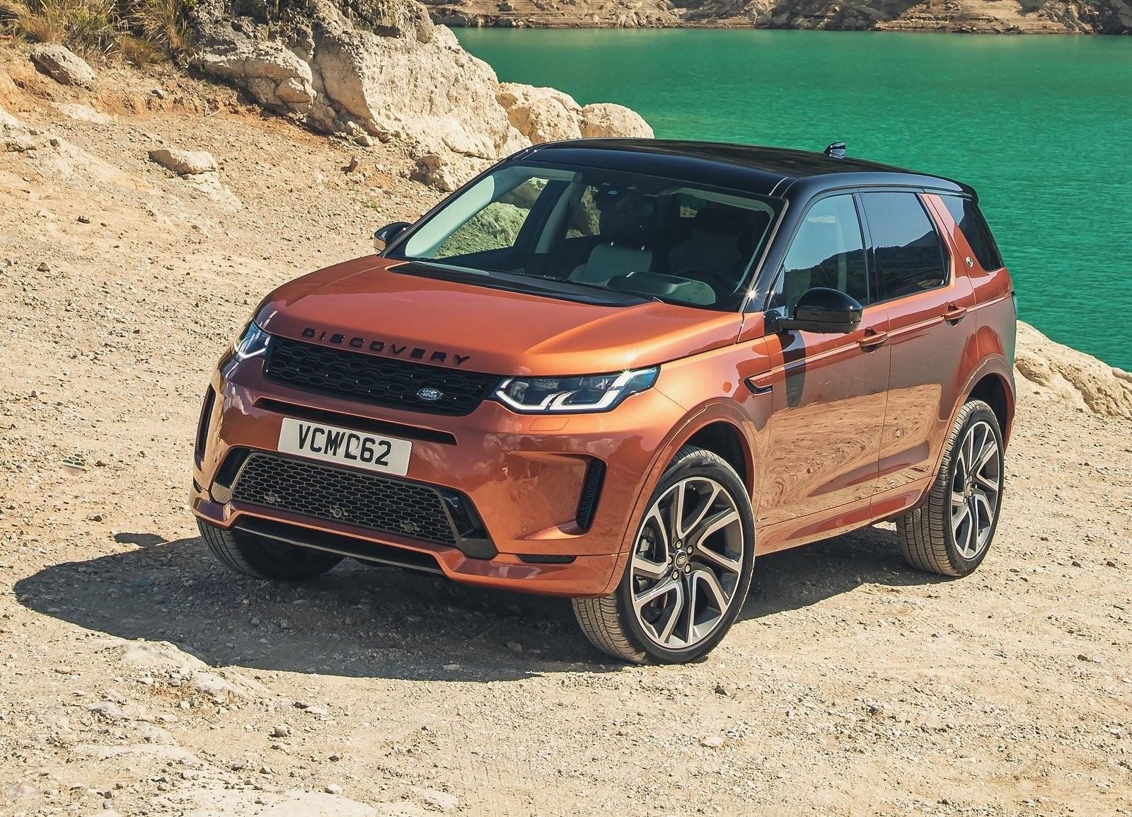 Foto de Land Rover Discovery 2020 (12/24)