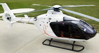 Helicóptero Hermés: sofisticación en el aire