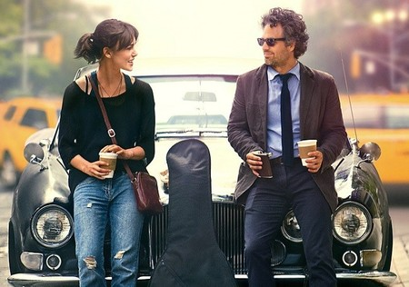 'Begin Again', la magia de la música