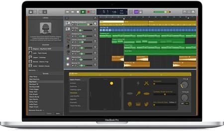 Garageband para Mac se actualiza: estas son las novedades de la versión 10.3 de la aplicación