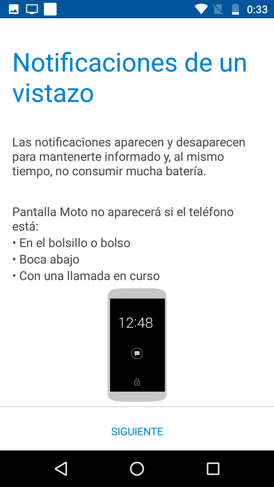 Foto de Software Moto G5 (14/15)