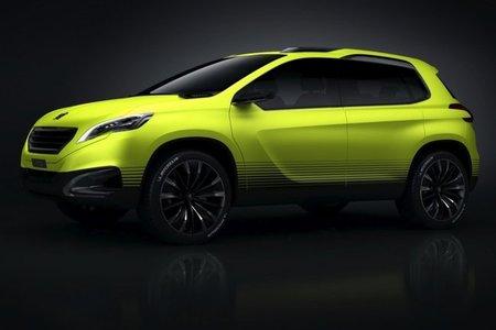 Filtrado el aspecto del Peugeot 2008 Concept, un digno rival para el Nissan Juke