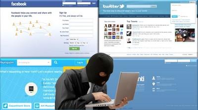 ¿Sabías que cualquier persona puede ver nuestros accesos en redes sociales? ¿Debería preocuparnos?