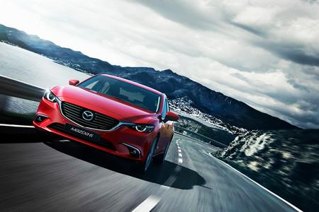 Mazda6 2015 Espana 1