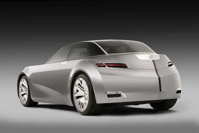 Advanced sedan Concept
