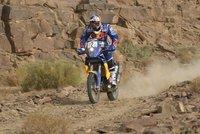 Cyril Despres gana el Rally de Marruecos 2010 sobre la nueva KTM 450 Rally Replica