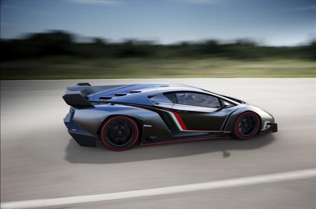 Foto de Lamborghini Veneno (3/6)
