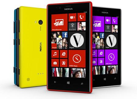 Nokia Lumia 720 en México