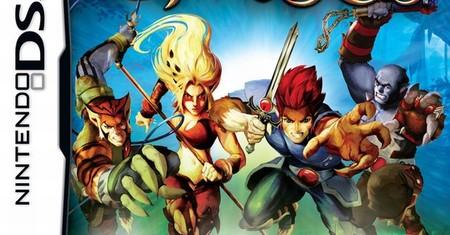 Namco Bandai anuncia el retorno de los 'ThunderCats' a los videojuegos después de casi 30 años. Y es para DS