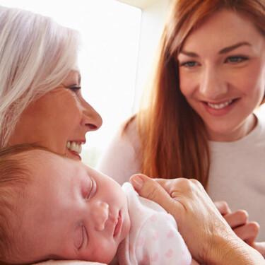 Cuando tu bebé es el primer hijo, nieto y sobrino de la familia