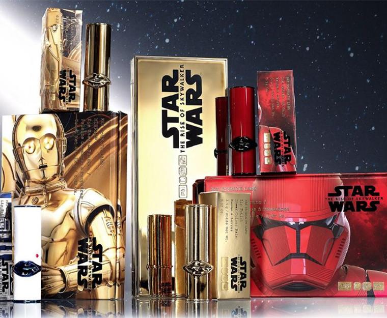 La sorpresa de estas navidades la trae Pat McGrath con su colección de maquillaje basada en Star Wars