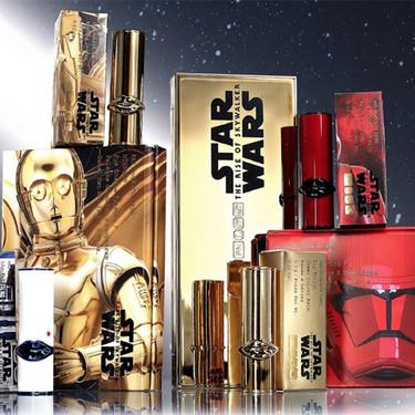 La sorpresa de estas navidades la trae Pat McGrath con su colección de maquillaje inspirada en Star Wars