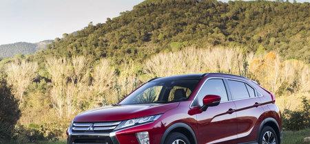 Mitsubishi Eclipse Cross, a prueba: un SUV cómodo y agradable, a caballo entre el ASX y el Outlander