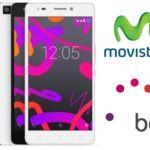 bq Aquaris M5 ya está disponible en Movistar