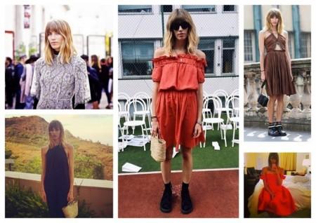 Veronika Heilbrunner outfits