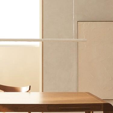 El papel maché es el nuevo material de tendencia para las  lámparas (palabra de Zara Home)