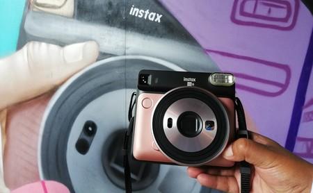 Instax Square SQ6 llega a México: seguir siendo vintage, ahora en formato cuadrado, no será muy barato