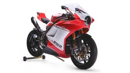 Así de sublime sería una moto de Superbike setentera con tecnología moderna, según Walt Siegl