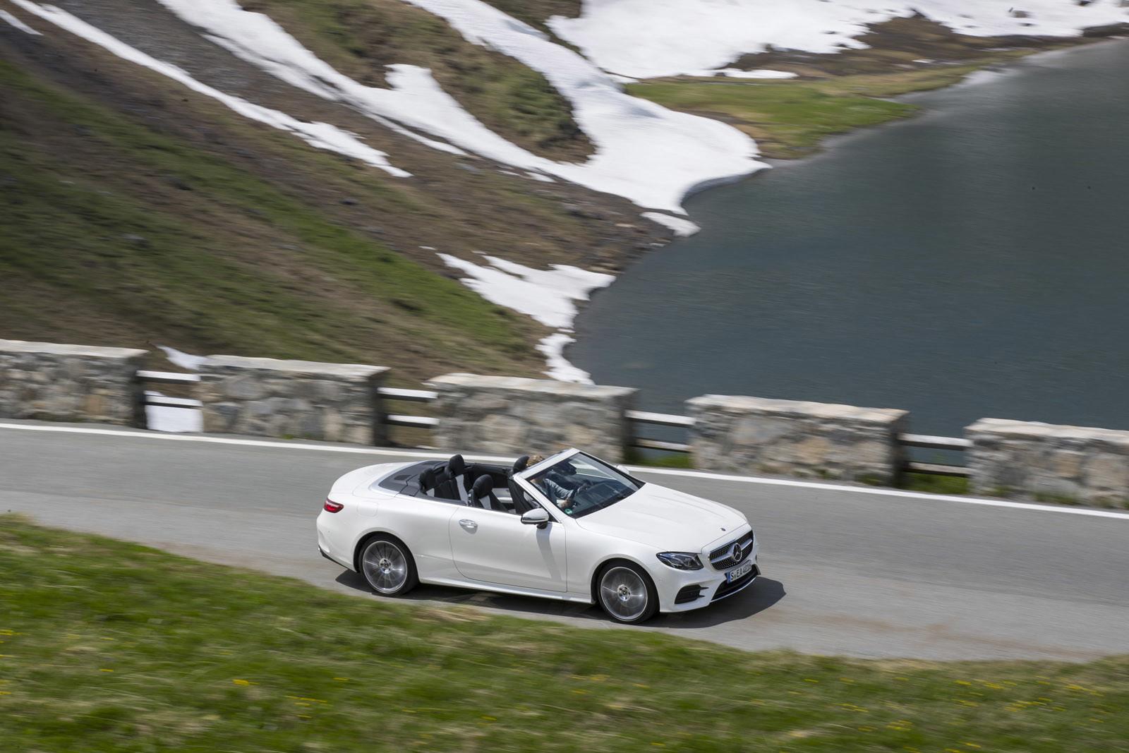 Foto de Mercedes-Benz Clase E Cabrio, toma de contacto (83/156)