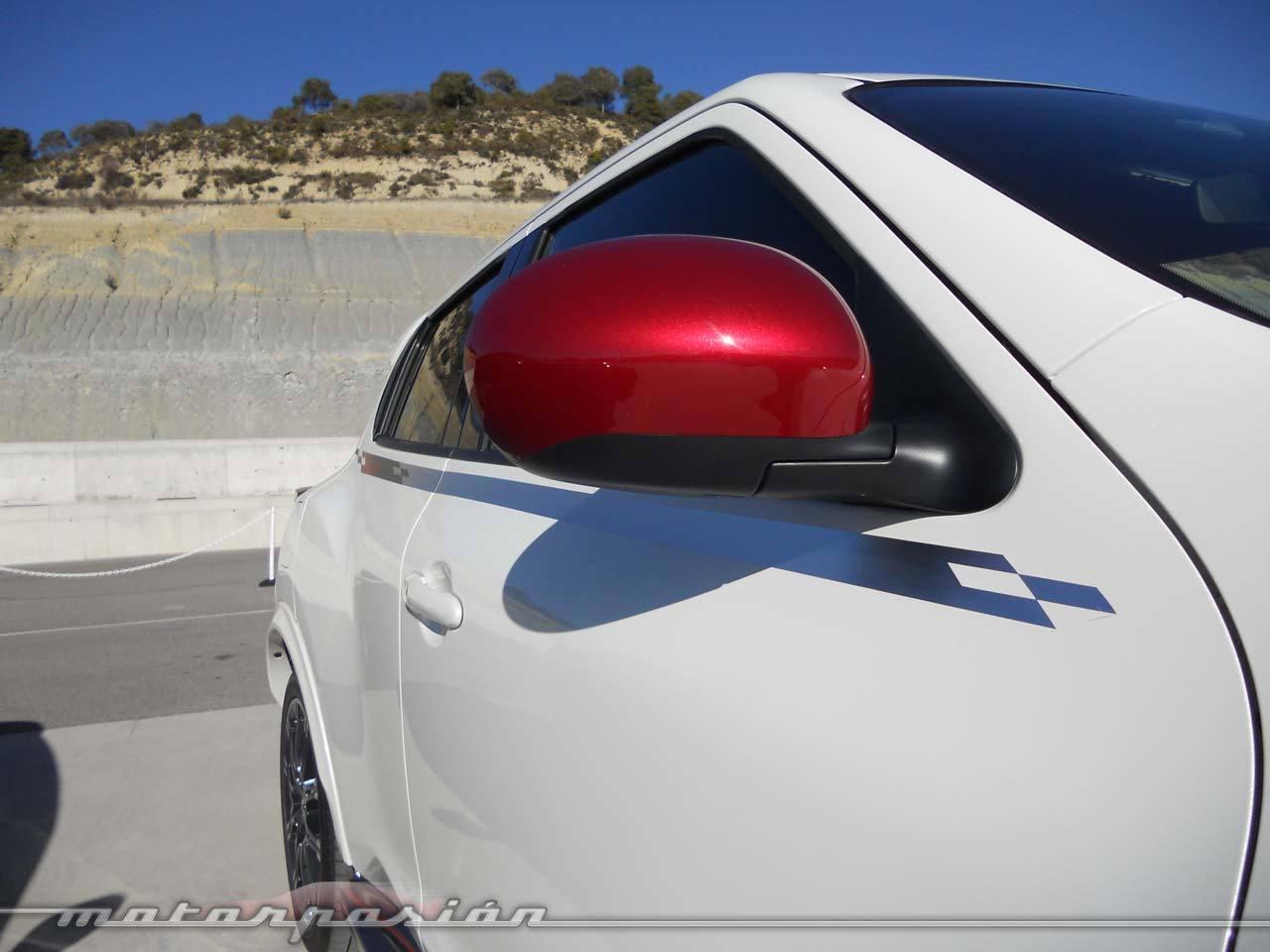 Foto de Nissan Juke Nismo (presentación propias) (22/45)