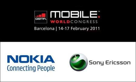 En directo desde Barcelona: Sony Ericsson y Nokia nos desvelan sus novedades