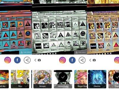 Prisma, la aplicación para añadir impresionantes efectos artísticos a fotos, ya en Google Play
