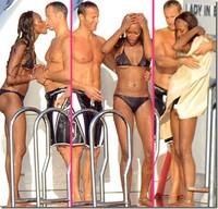 Naomi Campbell de mala leche con los fotógrafos, otra vez