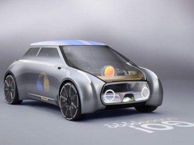 MINI Vision Next 100: Así se imagina MINI el futuro del automóvil